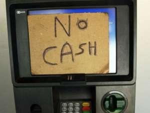 No Cash ATM