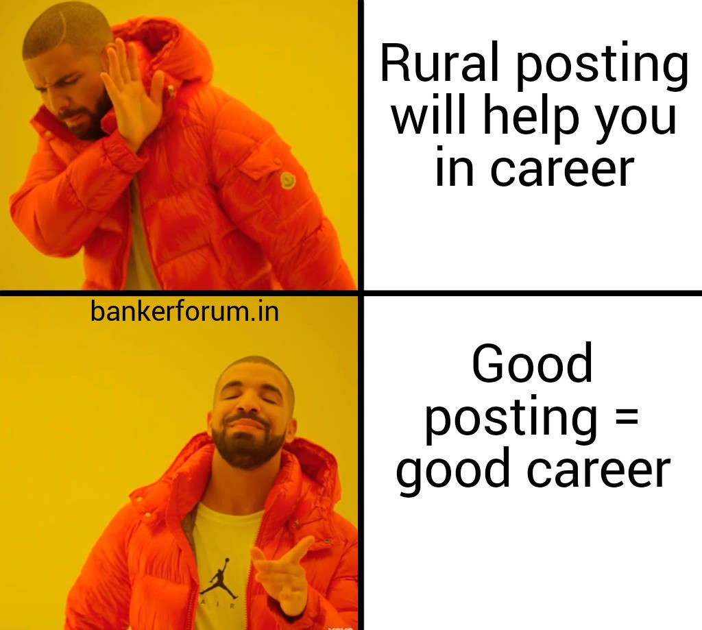 Bank memes on transfers