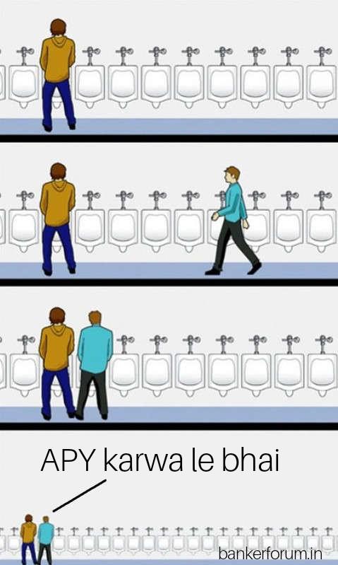 Bank memes APY