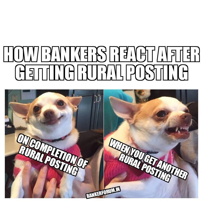Rural posting meme