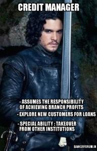 Bank memes